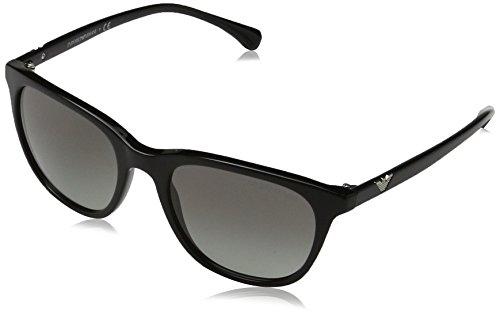 Emporio Armani Wayfarer Women's Sunglasses - SEAR 4086 5017/11 54-54-19-140 mm