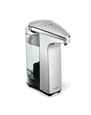 simplehuman Sensor Pump for Soap or Sanitizer