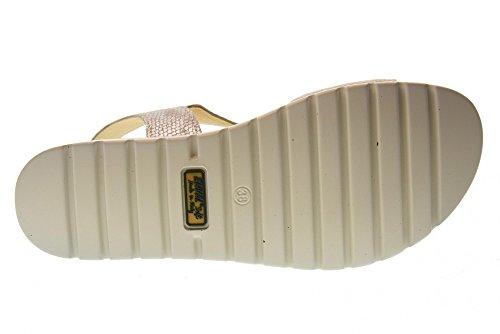 ENVAL Donna Argento Argento Sandali Scarpe 1280255 Piattaforma con SOFT r78xzwSqEr