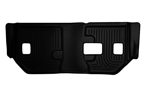 Husky Liners 3rd Seat Floor Liner Fits 11-14 Suburban/Yukon XL1500 2nd Row Bench -