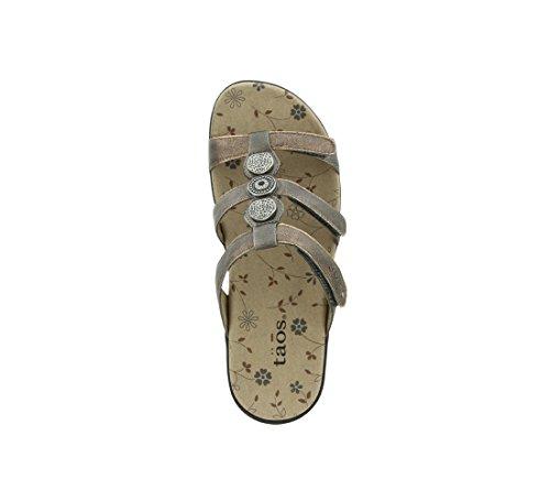 Dress Sandal Metallic 2 Prize Women's Taos gqwtHtBa
