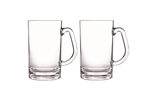 Beer Mug Set of Two, 20oz
