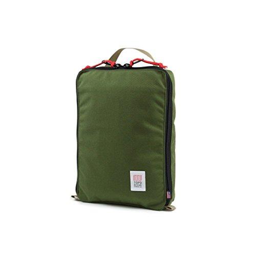 Topo Designs , Borsa organizer portatutto Verde Green Taglia unica