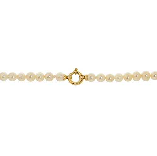 CLEOR - Collier CLEOR Or 375/1000 Perle - Femme - Taille Unique