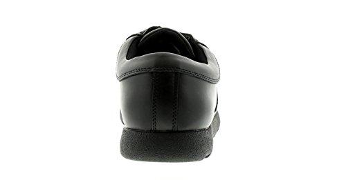 12 Schuhe UK 6 Schlacht Rockstorm Herren Herren Freizeit Größen Schnürsenkel Schwarz wBFxpvq