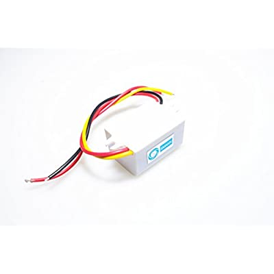 SMAKN DC/DC Converter 12v Step Down to 3V/3A Power Supply Module: Home Audio & Theater