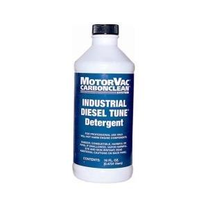 MotorVac (MTTMV3D) Industrial Diesel Tune Detergent