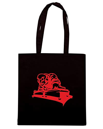Shopper Shirt FUN0686 SCRATCHIN Nera 05804 Borsa Speed BALD UwdE1Uq