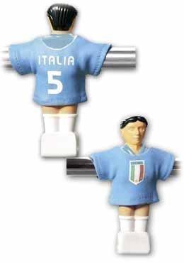 Conjunto de camiseta de fútbol Italia