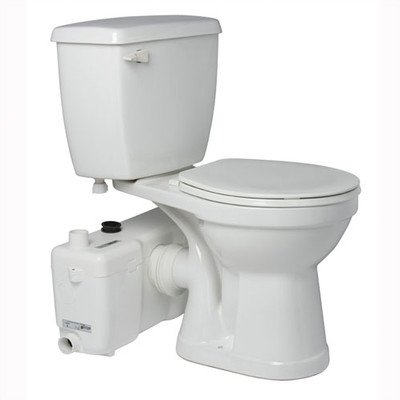 0.375' Extension (Bundle-97 1.6 GPF Elongated Toilet (4 Pieces) Finish: White)