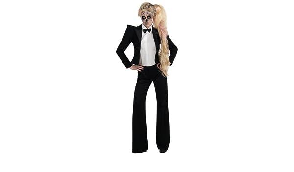 Diseño de esmoquin de disfraz infantil de Lady Gaga - para típico ...