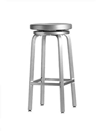 Arredamento Stile Nordico Moderno.Sgabelli Da Bar Sgabello Alto In Alluminio In Stile Minimalista