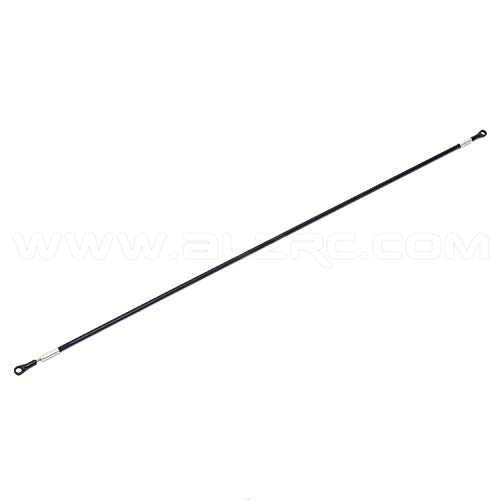 (Yoton (2Pieces/Lot) ALZRC 380 Helicopter Parts Carbon Tail Control Rod Assembly Fit SAB Goblin 380)