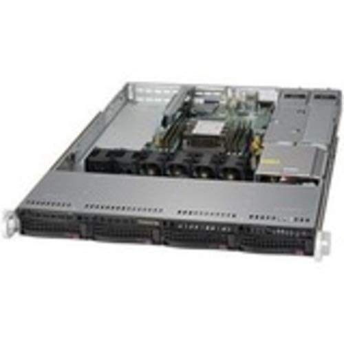 SuperMicro SuperServer 5019P-WTR - Rack-Mountable - No CPU - 0 GB