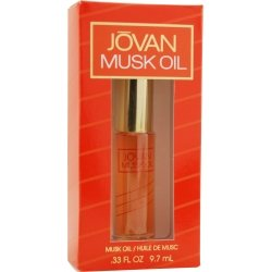 Jovan Musk by Coty for Women Body Oils