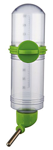Trixie Water Bottle with Screw Attachment, 500 ml, Assorted, single unit