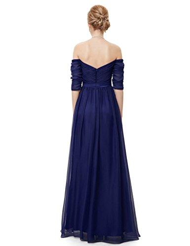 Vimans Damen ALinie Kleid Violett 8iqbl4j5x9 - yuan.ffw-fischbach ...