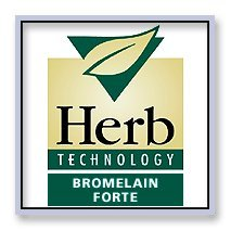 Bromelain Forte 300 capsules by Herb Technology