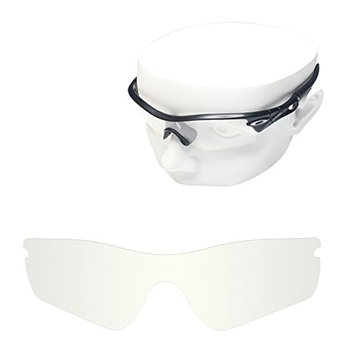 OOWLIT Replacement Sunglass Lenses for Oakley Radar Path HD - Lens Clear Glasses Oakley