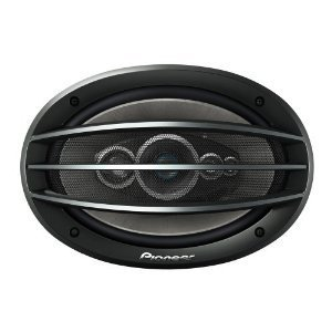 "4) New PIONEER TS-A6994R 6x9"" 5-Way 1200W Car Speakers"