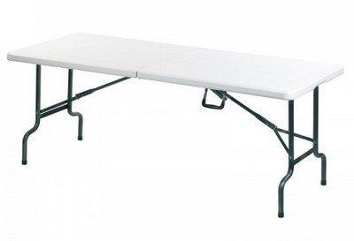Table camping pliante portable - Table camping buffet traiteur pliante portable ...