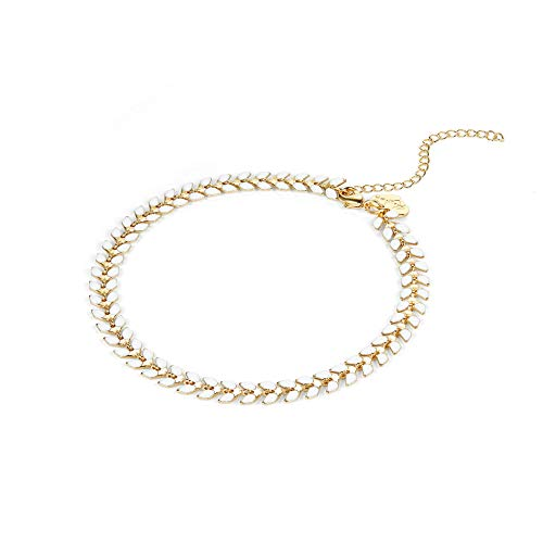 - COLROV Cute Elegant Fine Anklets Charms for Women Beautiful Everyday Jewelry Gifts