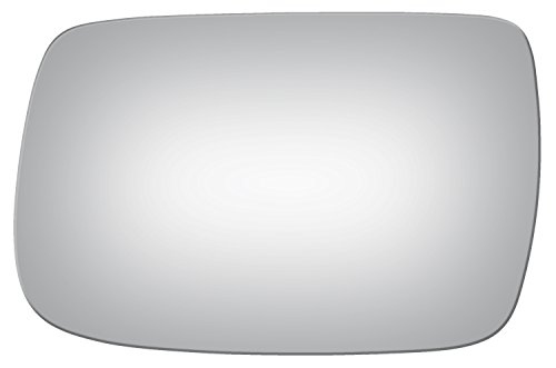 Burco 2916 Flat Driver Side Replacement Mirror Glass for 00-04 Subaru Outback (2000, 2001, 2002, 2003, 2004)