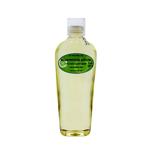 Meadowfoam Seed Oil - Meadowfoam Seed Oil Pure Organic by Dr.Adorable 8 Oz