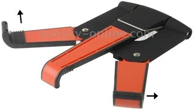 Orange for iPad KANEED Z16-L Folding Stand Color : Orange Sony and Other Tablet PC Lenovo Samsung