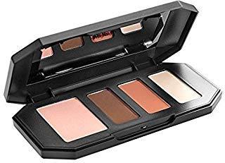 Kat Von D Shade + Light Eye Contour Quad Rust - matte browns (Kat Von D Shade Light Eye Contour Quad)