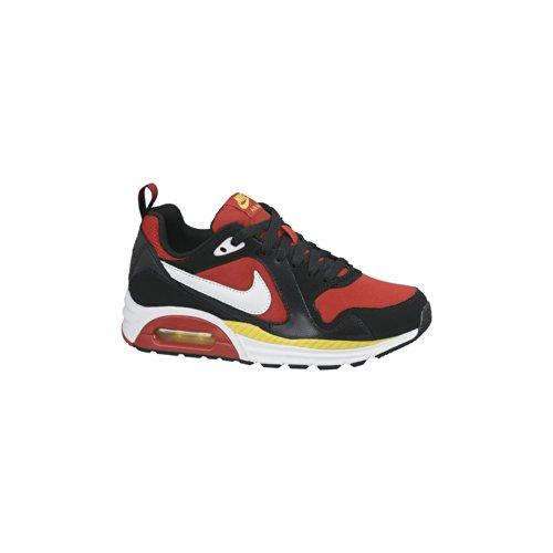 Nike Air Max Trax 644453 Jungen Laufschuhe Training schwarz/rot