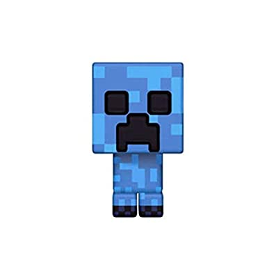 Funko Pop! Minecraft - Charged Creeper Exclusive figure: Toys & Games