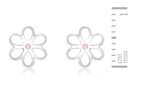 Carissima Gold - Boucles d'oreilles - Or blanc - 5.55.7459