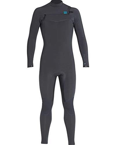 Billabong 3/2 Furnace Carbon Ultra Chest Zip Wetsuit - Men's Graphite, XXL