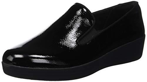 Tm Leather Alto Supermod A Nero Sneaker Donna Collo 001 Boot Fitflop black Ankle Ii qfE56w6