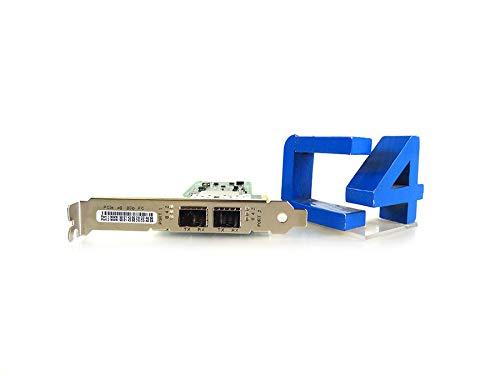 HP AJ764-63002 82Q 8GB Dual Port PCI-E Fibre Channel Host Bus Adapter with Standard Bracket 489191-0