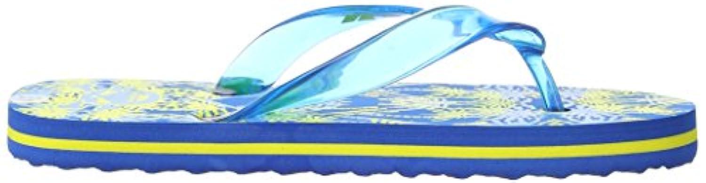 Trespass Boys Raider Flip Flop Thong Sandals MCFOBEI10002 Peacock 1 UK, 33 EU