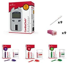 Cardio Chek Cholesterol Analyzer Starter Kit