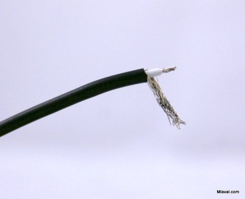 Amazon.com: Set of 4 6-foot Shielded Guitar Circuit Wire Single ...