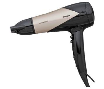Philips SalonDry Control Secador de pelo 2200 W con 3 velocidades y 3 ajustes de temperatura: Amazon.es: Salud y cuidado personal
