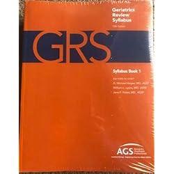Geriatrics Review Syllabus, 3 Vol Set