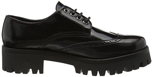 Cult Women's Slayer Low 684 Syn.Leat/Syn.Br.Leat. Loafers Bleu (Blue/Black) KJGcPc