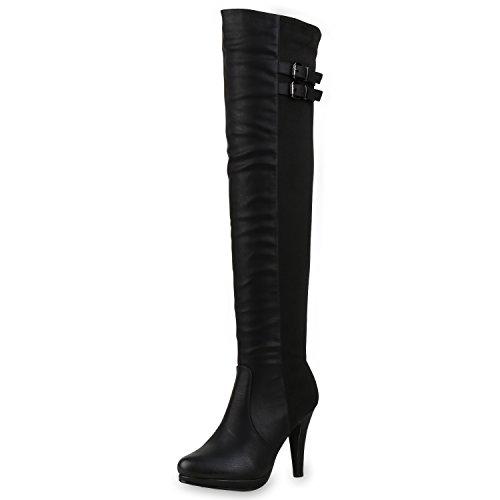 Vita Scarpe Scarpe Vita Women's Black Women's Boots Black Boots OwvnXwA