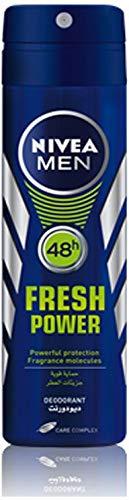 ab5021420 Nivea Deo Fresh Power Spray for Men 150ml: Amazon.ae: Future-Land