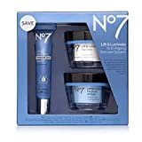 No7 Lift and Luminate Triple Action Skincare System Kit1ea 1 pack