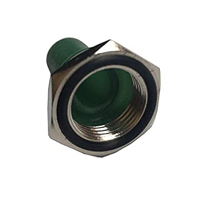 ESUPPORT Green 12mm Rubber Rocker Toggle Switch Knob Hat Waterproof Boot Cover Cap Dustproof Oil Resistant Pack of 5: Automotive