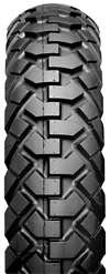 IRC GP110 Tire - Rear - 4.60-17 , Position: Rear, Speed Rating: S, Tire Type: Dual Sport, Tire Size: 4.60-17, Rim Size: 17, Load Rating: 62, Tire Ply: 4, Tire Application: All-Terrain 302599