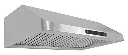 Cosmo Cos Qs90 Pro Style Under Cabinet Range Hood
