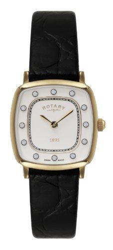 Rotary LS08103-02 Ladies Ultra Slim Watch