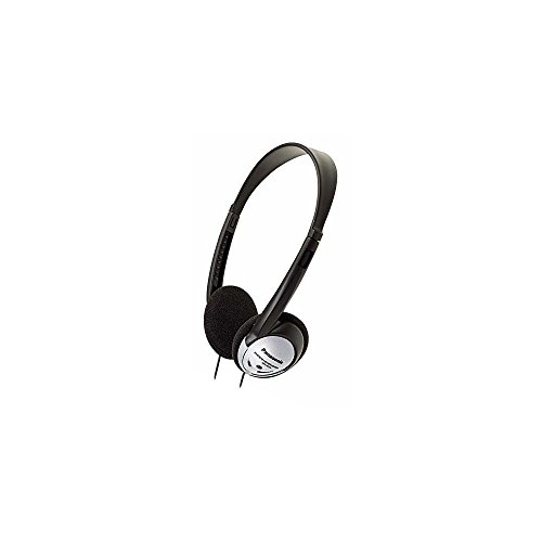 Panasonic RP-HT21 Lightweight Headphones with XBS (20 Pack) by Panasonic (Image #1)